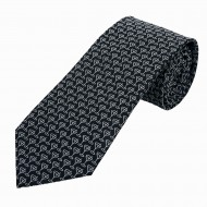 Corbata 100% microfibra jacquard HOWARDS